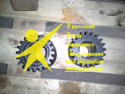Шестерня 800.11.20.12 МКГ