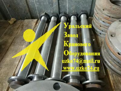 Болт специальный 720.114-14.00.0:011 РДК (с гайкой и шайбой)