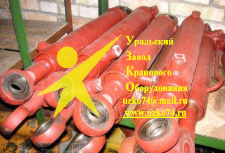 Гидроцилиндры на КС-3579, КС-55727 «МАШЕКА»