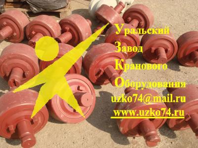 Каток опорный в сборе 720110-02.03.0:000-00 РДК-400