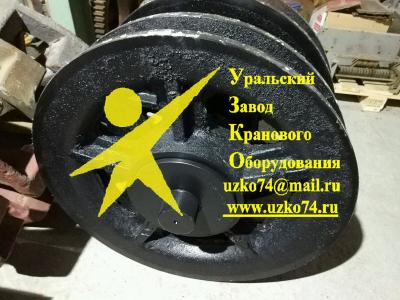 Колесо натяжное в сборе 720.114-12.02.0.000 РДК-250
