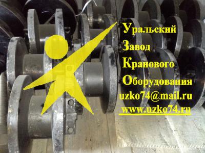 Каток поддерживающий в сборе 720.114-12.04.0.000 РДК-250