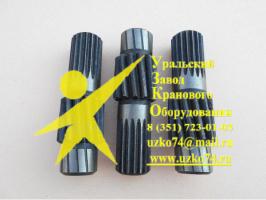 Вал-шестерня КС-3577.28.101