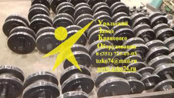 Каток опорный (колесо опорное) 25.05.00.000