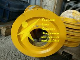 Блок оголовка большой 721.122-11.05.0.010 (D=560мм.) РДК