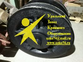 Колесо натяжное 720.114-12.02.0.001 РДК