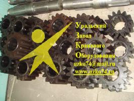 Шестерня редуктора поворота 720.114-67.00.0.004