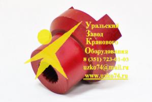 Полумуфта грузовой лебедки КС-3577.26.024-1