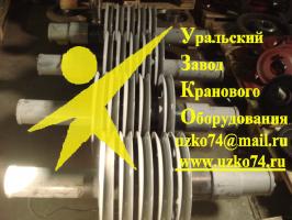 Ось верхняя портала в сборе с блоками 720.115-74.10.8 РДК-250