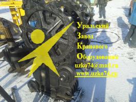 Редуктор бортовой (ходовой) крана МКГ 800.12.20.00 / 800.11.20.00