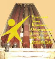 Гидроцилиндр выдвижения выносных опор КС-45717 (КС-45717.31.300) (63х40х1680)