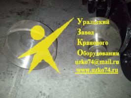 Шкив тормозной вспомогательного подъема 720.114-66.00.0.019